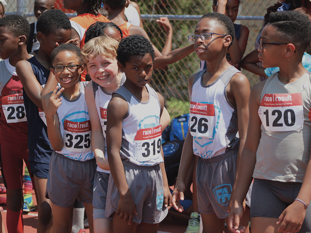 Kids Track Club